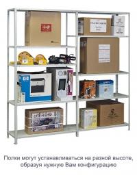 Архивный стеллаж СТ201060-4